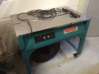 Packer semi-automatic Strapping Machine with Strapping. Model EXS-206