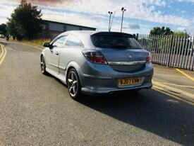 Vauxhall Astra Sri X-Pack kit 1.8 petrol Grey