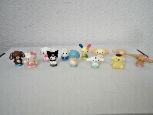 Sanrio Mini Figurines (12)