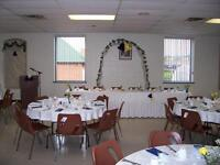 Affordable Wedding, Birthday, Retirement or other Special Events