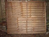 Fence Panel 6 x 5