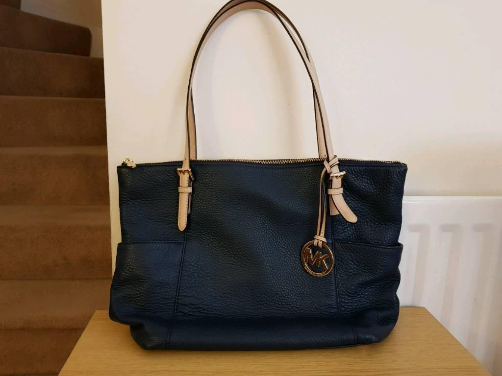 Genuine Ladies Navy Blue Michael Kors Bag   in Bury St Edmunds ... 1d80f7f5bb