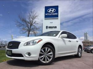 2011 Infiniti M37 Base - WITH ALLOY WHEELS