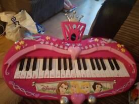 Disney Princess Keyboard