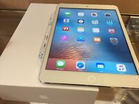 iPad Mini Silver Boxed Mint condition