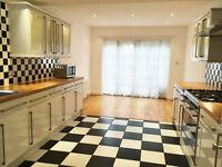 A stunning four bedroom period home within 10 mins walk to Turnham Green station