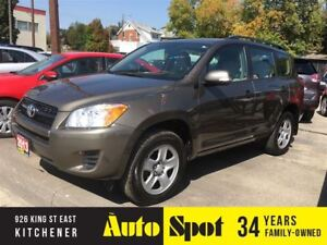 2012 Toyota RAV4 AWD/LOW, LOW KMS/PRICED FOR A QUICK SALE!