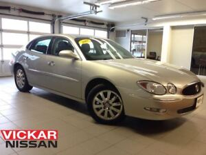 2007 Buick Allure CXL/LEATHER/1 OWNER LOCAL TRADE!!!