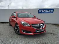 Vauxhall Insignia 2.0 CDTi [163] ecoFLEX Limited Edition 5dr [S/S] (red) 2016