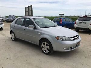 2007 Chevrolet OPTRA 5 LS Package ***FREE C.A.A PLUS FOR 1 YEAR!