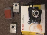 3 photo cameras