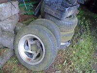 suzuki wheels