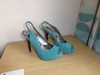 PAIR OF NEXT SIZE 4 HIGH HEELS