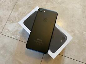 iPhone 7 Mat Black 32GB Unlocked