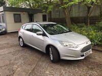 Ford Focus Electric 5dr£13,995 p/x welcome LEFT HAND DRIVE,FULLY ELECTRIC. SAT NAV, LEATHER