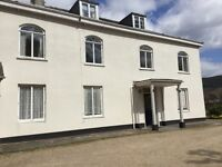 Sidmouth 2nd floor 2double bed flat,