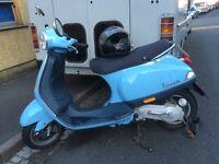 Piaggio Vespa LX 50, 49cc