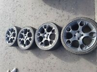 Ford St Alloys 17""