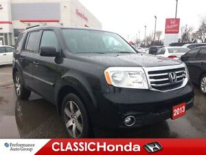 2013 Honda Pilot TOURING | NAV | REAR DVD | LEATHER | CLEAN CARP