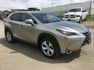 2016 Lexus NX 300h HYbrid Fully equipped