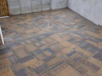 Tobermore Historic Paving