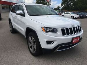 2015 Jeep Grand Cherokee Limited London Ontario image 5