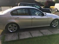 BMW 318d 2 owners from new full service history new brakes,discs,pads,tyres,alloys, 10mot NA