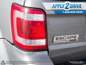 2008 Ford Escape Limited Loaded Leather Sunroof 4wd and more! Edmonton Edmonton Area image 12