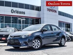 2014 Toyota Corolla LE/ BACKUP CAMERA