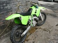 kawasaki kx 250 , just had new top end rebuild ,have all receipts, albolsute beast of a bike !!!!!!!