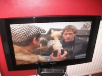 32 SAMSUNG TV MODEL IS LE 32A33OJI BUILT IN FREEVIEW HD READY