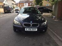 BMW 520 diesel 56 plate drive excellent long mot