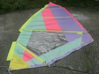 Hi Fly Windsurf Sail
