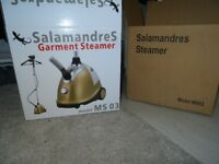 Salamandres Professional Garment Steamer Will deliver up to 15 miles