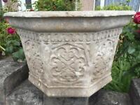 Ornament Garden Pot