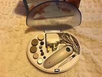 Visiq manicure and pedicure set