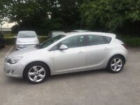 VAUXHALL ASTRA 1.6 5 DOOR 2010 LOW MILES SERVICE HISTORY 12 MONTHS MOT PX WARRANTY UK DELIVERY