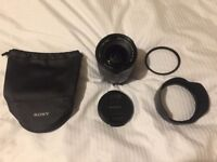 Sony Zeiss FE 24-70mm f/4 lens for E-mount Sony camera A7/A7II/A9