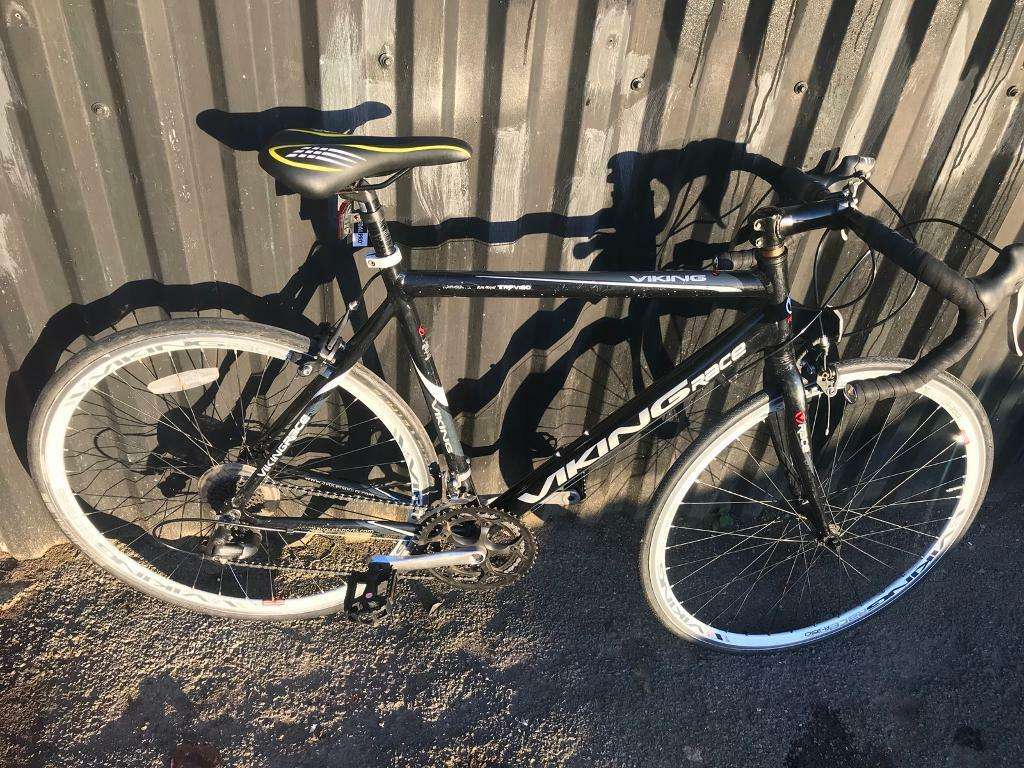 "Gents Viking 22"" Frame Racing/Road Bike. Nice light weight alloy frame. Fully Serviced"