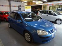 2005 VOLKSWAGEN GOLF 1.9 TDI S 5DOOR HATCHBACK,FULL SERVICE HISTORY, VERY CLEAN CAR, DRIVES LIKE NEW