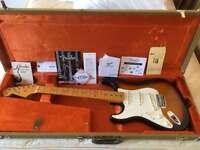 Fender American vintage '57 Stratocaster left handed