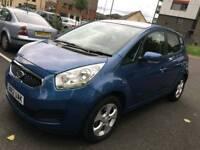 2012 Kia Venga ECO 1.4 petrol Manual Blue * Low Mileage