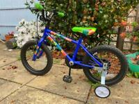 Apollo Fade Kids Bike - 16 and inch wheel