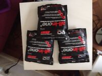 10x Whey Protein EQ Nutrition All In One+ Strawberry and CHocolate -200F