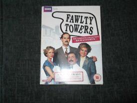 Faulty Towers boxset