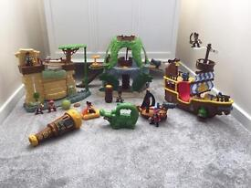 Jake & the Neverland Pirates collection