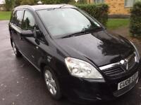 Vauxhall zafera 7 seat auto 1.9 diesel Full service history