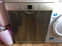 Bosch Silver Edition dishwasher