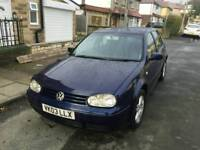 Volkswagen Golf gt tdi 130 bulletproof engine 154k stunning condition only 2 former keepers