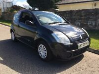 2007 57 Citroen C2 Cool 1.4 3Dr with Aircon
